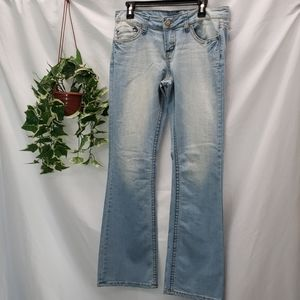 Light Wash Bella Bootcut Jeans